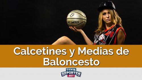 Calcetines y Medias de Baloncesto