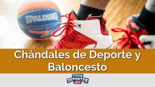 Chándales de Deporte y Baloncesto