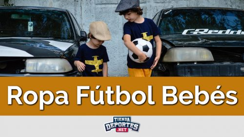 Ropa Fútbol Bebés