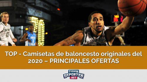 TOP – Camisetas de baloncesto originales del 2020 – PRINCIPALES OFERTAS
