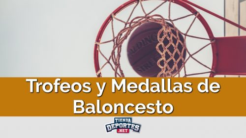 Trofeos y Medallas de Baloncesto