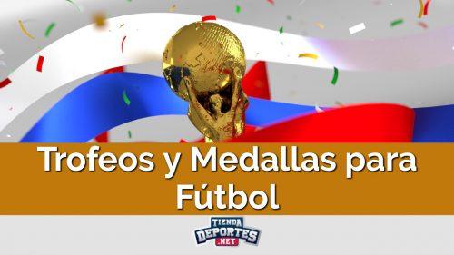 Trofeos y Medallas para Fútbol