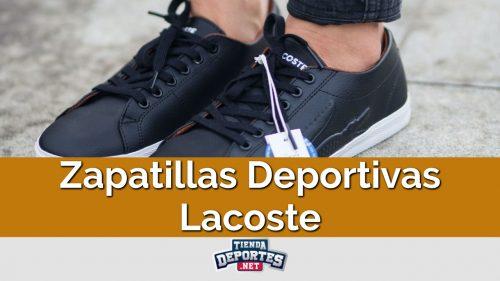 Zapatillas Deportivas Lacoste